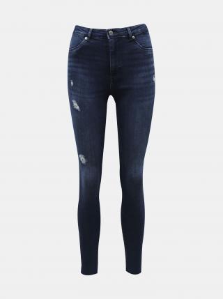 Tmavě modré skinny fit džíny TALLY WEiJL - L dámské L