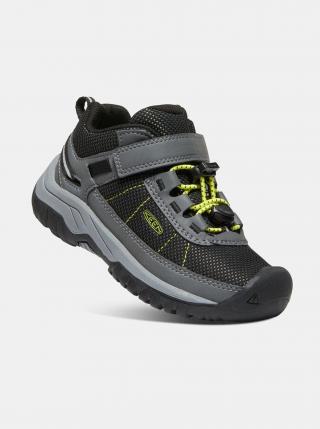 Tmavě šedé dětské boty Keen tmavě šedá 24