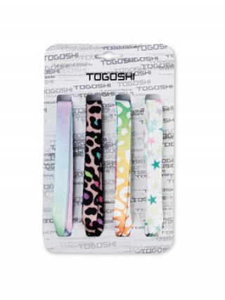 Togoshi Set tkaniček do bot TG-LACES-120-4-WOMEN-001 Barevná 00