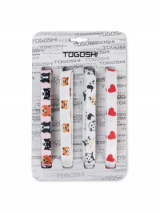 Togoshi Set tkaniček do bot TG-LACES-120-4-WOMEN-005 Barevná 00