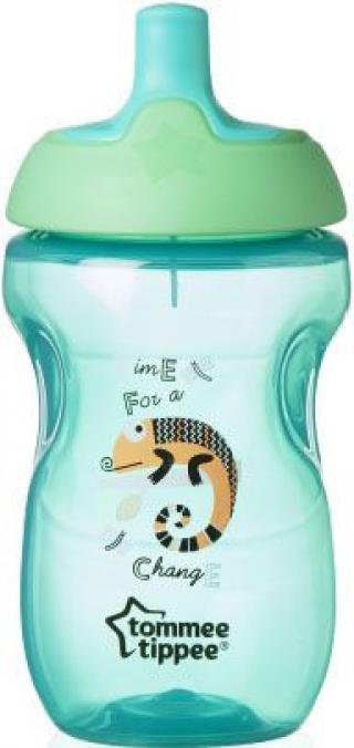 TOMMEE TIPPEE Sportovní láhev Explora 12m  300 ml, zelený zelená