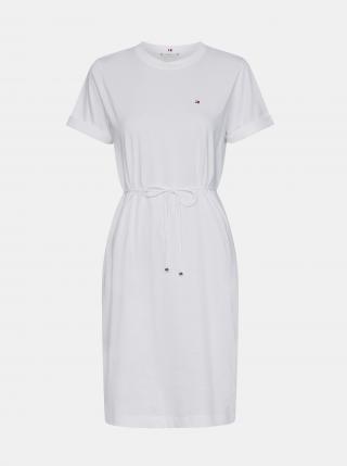 Tommy Hilfiger bílé šaty - XS dámské bílá XS