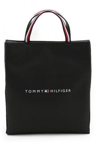 Tommy Hilfiger černá kabelka Tommy Shopper Ns Tote Black dámské
