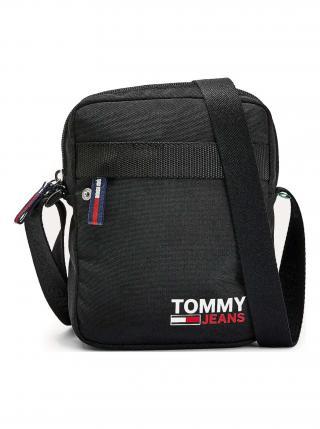 Tommy Hilfiger černá pánská taška Campus Reporter pánské