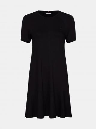 Tommy Hilfiger černé šaty - S dámské černá S