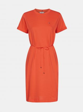 Tommy Hilfiger červené šaty - S dámské červená S