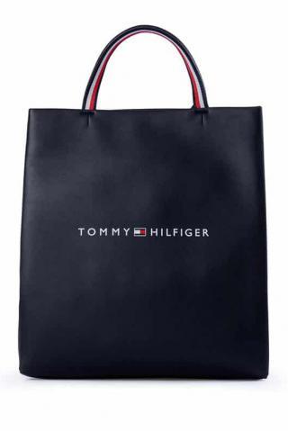 Tommy Hilfiger modrá kabelka Tommy Shopper Ns Tote Desert Sky dámské