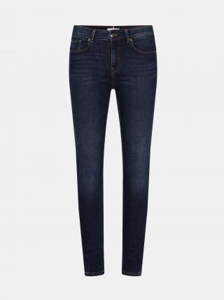 Tommy Hilfiger modré džíny Skinny Fit - XS dámské modrá XS