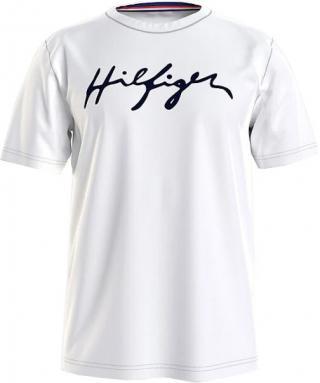 Tommy Hilfiger Pánské triko UM0UM02109-YBR XXL