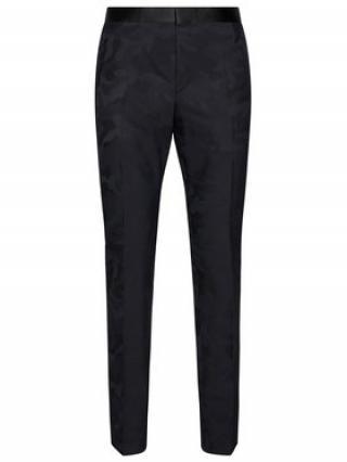 Tommy Hilfiger Tailored Společenské kalhoty Flex Dsn Tux TT0TT08485 Tmavomodrá Slim Fit pánské 54
