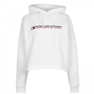 Tommy Sport Tommy Crop Logo Hoodie dámské Other S