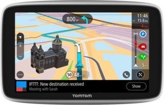 TomTom GO Premium 6 World, Lifetime Black
