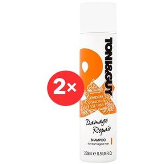 TONI&GUY Damage Repair Shampoo 2 × 250 ml