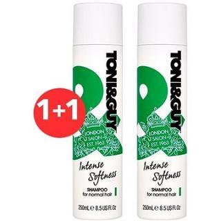 TONI&GUY Intense Softness Shampoo 2 × 250 ml