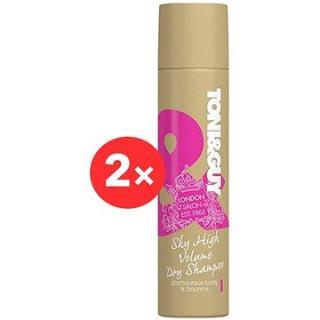 TONI&GUY Sky High Volume Dry Shampoo 2 × 250 ml