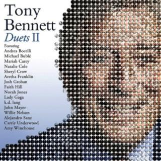 Tony Bennett Duets II  Black