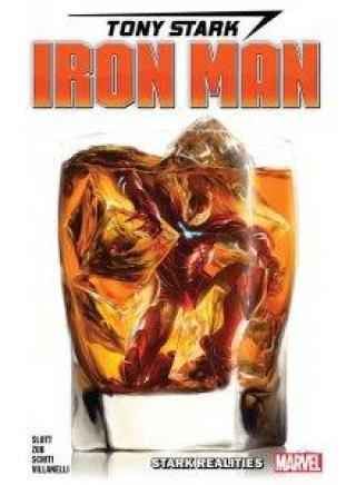 Tony Stark - Iron Man 2: Železný starkofág