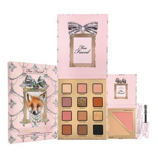 TOO FACED - Enchanted Beauty Foxy Neutrals - Vánoční sada