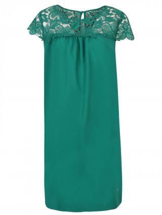 Top Secret dámské šaty s krajkou dámské Green 38