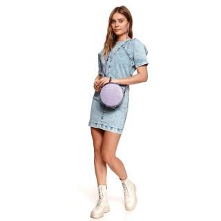 Top Secret LADYS BAG Purple One size