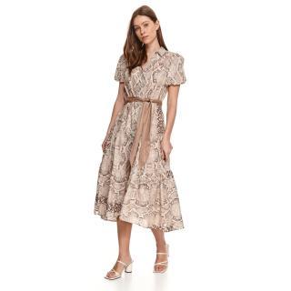 Top Secret LADYS DRESS dámské Beige 34