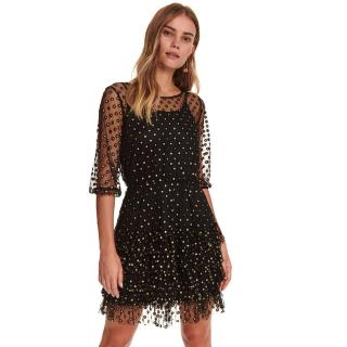 Top Secret LADYS DRESS dámské Black 34