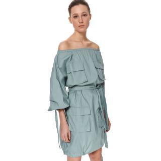 Top Secret LADYS DRESS dámské Green 34