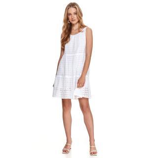 Top Secret LADYS DRESS dámské White 34
