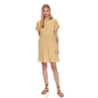 Top Secret LADYS DRESS dámské Yellow 36