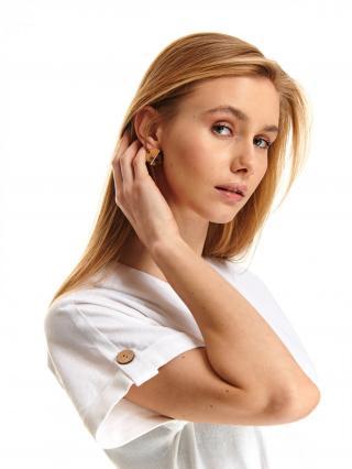Top Secret LADYS EARRINGS dámské Beige One size