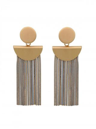 Top Secret LADYS EARRINGS Gold One size