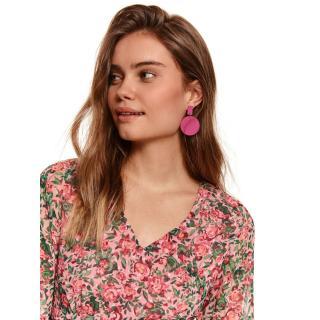 Top Secret LADYS EARRINGS Pink One size