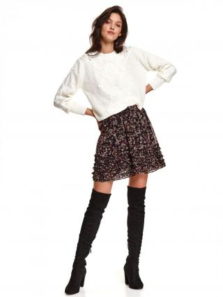 Top Secret LADYS SKIRT dámské Black 36