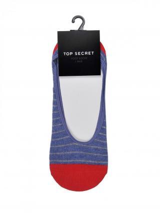 Top Secret MENS SOCKS pánské Blue 41/43