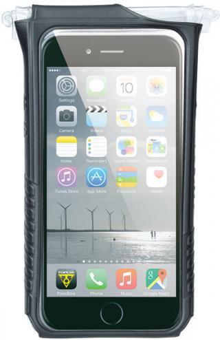Topeak SMART PHONE DRY BAG  Black