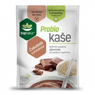 Topnatur Probio kaše čokoláda s proteinem 60 g