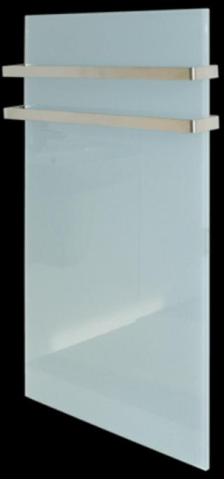 Topný panel Fenix 60x110 cm sklo bílá 5437727