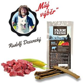 Topstein Farm Fresh Beef Stripes 100 g