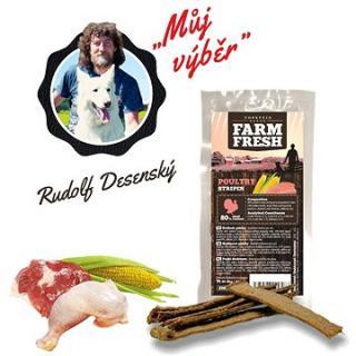 Topstein Farm Fresh Poultry Stripes 250 g