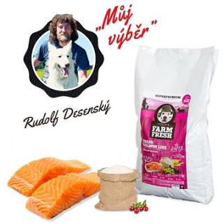 Topstein Farm Fresh Salmon Line All Life Stages 2 kg