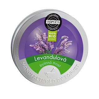 Topvet Levandulová mast 50 ml