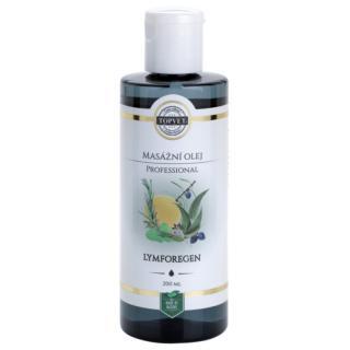 Topvet Lymforegen masážní olej - lymfodrenážní 200 ml dámské 200 ml