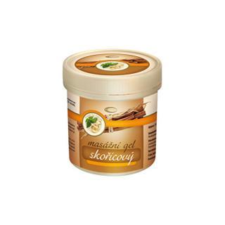 Topvet Skořicový masážní gel 250 ml dámské