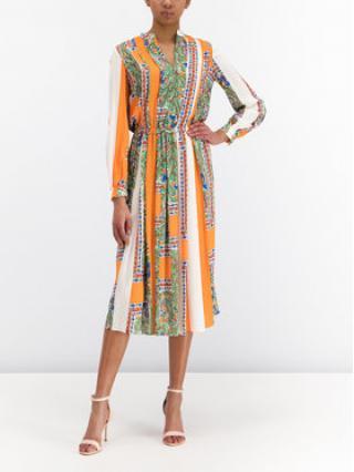 Tory Burch Každodenní šaty 55308 Barevná Regular Fit dámské 4