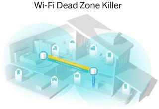 TP-Link Deco X20 - Meshový Wi-Fi 6 systém pro chytré domácnosti, 2ks