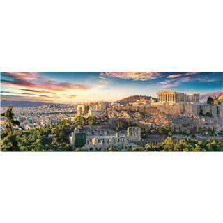 Trefl Panoramatické puzzle Akropolis, Athény 500 dílků
