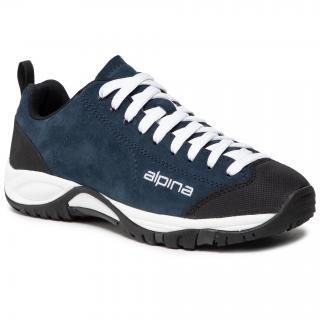 Trekingová obuv ALPINA - Diamond 634A-2K Blue pánské Tmavomodrá 40