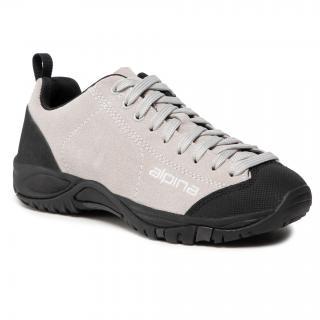 Trekingová obuv ALPINA - Diamond 634A-4K Grey dámské Šedá 36