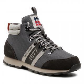 Trekingová obuv HELLY HANSEN - Kambo 1877 Boot 116-22.482 Beluga/Aluminium pánské Šedá 44