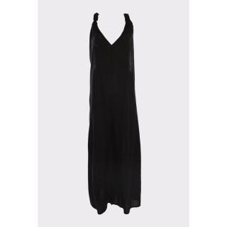 Trendyol Black Back Detailed Jumpsuit dámské 36